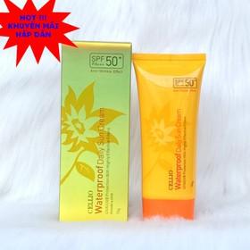 Kem Chống Nắng Cellio Waterproof Daily Sun Cream spf 50+ PA+++ - 0257