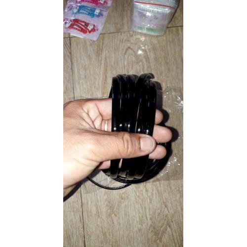 Set 5 chiếc cài tóc bằng nhựa