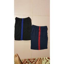 quần đùi nam trung niên cotton