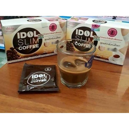 Cafe giảm cân IDOL SLIM COFFEE nhập khẩu Thái Lan - 8315568 , 17806477 , 15_17806477 , 100000 , Cafe-giam-can-IDOL-SLIM-COFFEE-nhap-khau-Thai-Lan-15_17806477 , sendo.vn , Cafe giảm cân IDOL SLIM COFFEE nhập khẩu Thái Lan