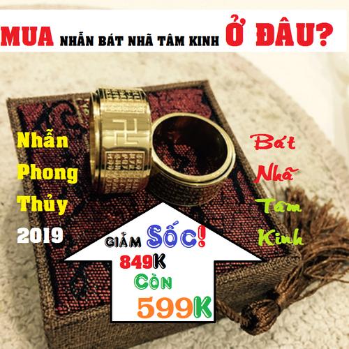 NHẪN NAM PHONG THỦY