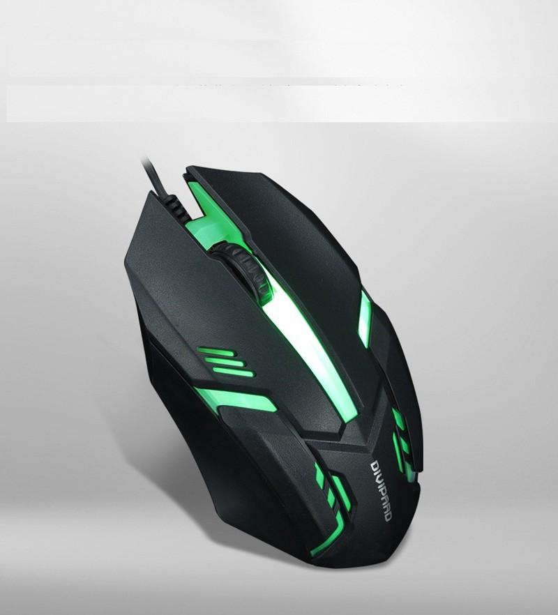Chuột máy tính Sunwolf OP20 Gaming mouse PF168 5
