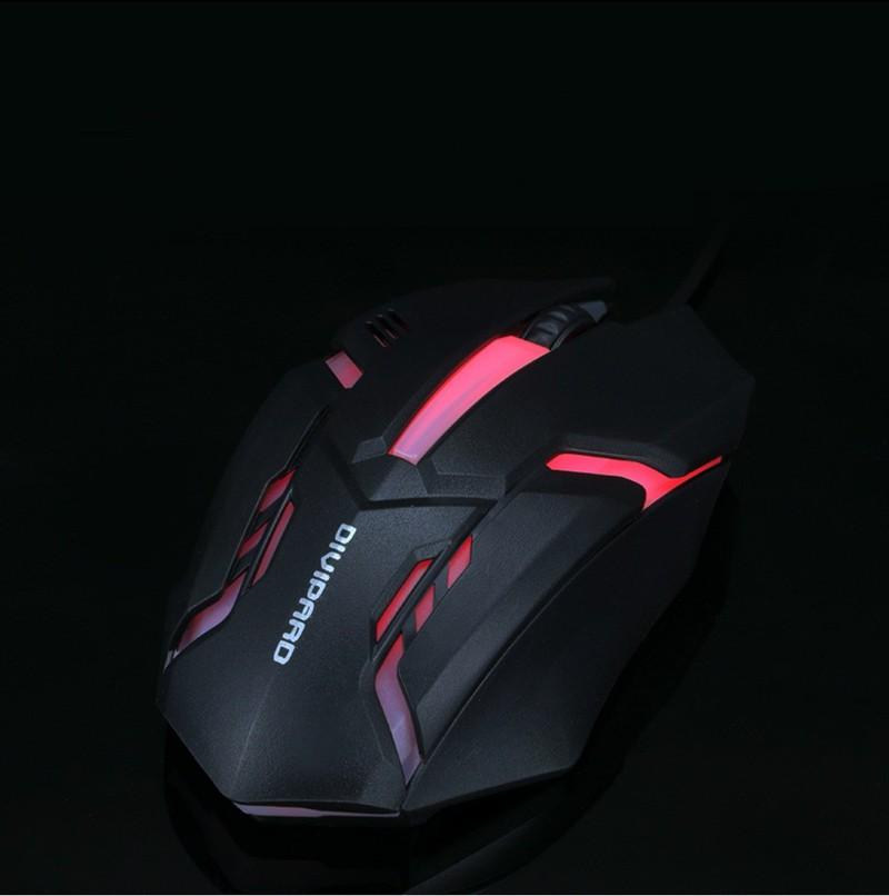 Chuột máy tính Sunwolf OP20 Gaming mouse PF168 9