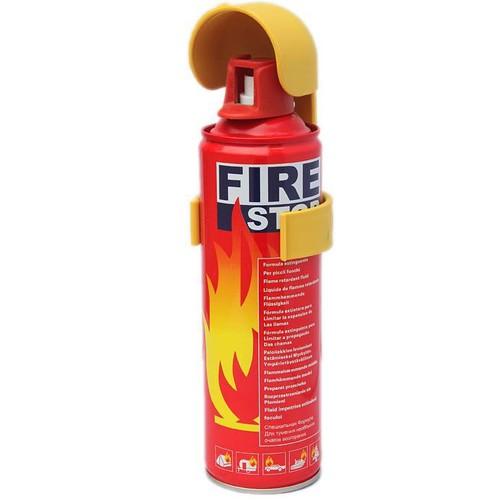 Bình chữa cháy ô tô xe máy Fire Stop 500ml