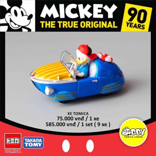 Xe mô hình Disney Tomica Donald