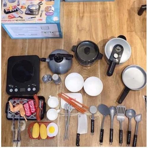 Bộ đồ chơi nấu ăn 36 món cho bé - 8878913 , 18041324 , 15_18041324 , 350000 , Bo-do-choi-nau-an-36-mon-cho-be-15_18041324 , sendo.vn , Bộ đồ chơi nấu ăn 36 món cho bé
