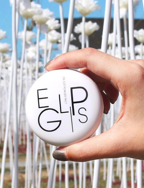 Phấn phủ kiềm dầu Eglips Oil Cut Powder Pact 8g