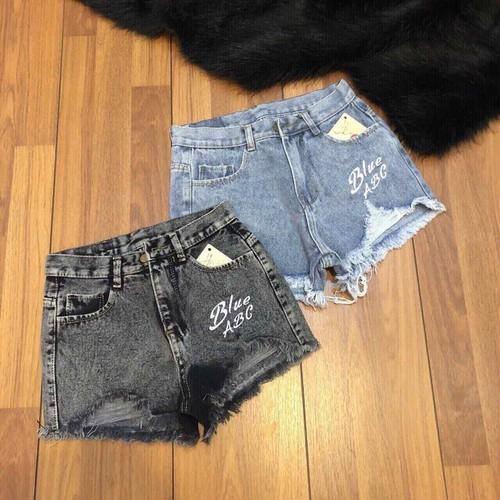 quần short jean nữ model giá rẻ - 8866912 , 18023415 , 15_18023415 , 95000 , quan-short-jean-nu-model-gia-re-15_18023415 , sendo.vn , quần short jean nữ model giá rẻ