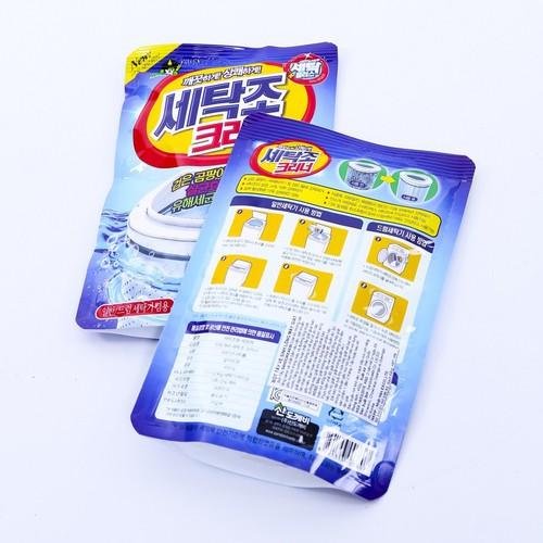 Túi bột tẩy vệ sinh lồng máy giặt Sandokkaebi Nhập Khẩu Hàn Quốc - 8869274 , 18026784 , 15_18026784 , 50000 , Tui-bot-tay-ve-sinh-long-may-giat-Sandokkaebi-Nhap-Khau-Han-Quoc-15_18026784 , sendo.vn , Túi bột tẩy vệ sinh lồng máy giặt Sandokkaebi Nhập Khẩu Hàn Quốc