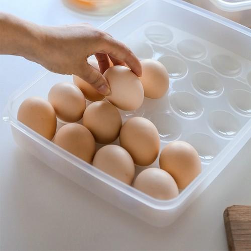 Hộp đựng và bảo quản trứng nhà bếp
