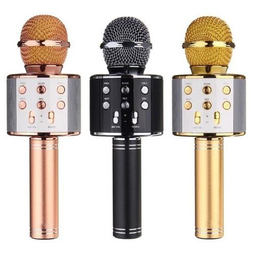 Micro kèm loa bluetooth WS-858 cao cấp - 8870233 , 18028089 , 15_18028089 , 188000 , Micro-kem-loa-bluetooth-WS-858-cao-cap-15_18028089 , sendo.vn , Micro kèm loa bluetooth WS-858 cao cấp