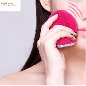 Dụng cụ rửa mặt SIlicon Hàn Quốc tốt cho da mặt - Best Seller Tony - 1094-410