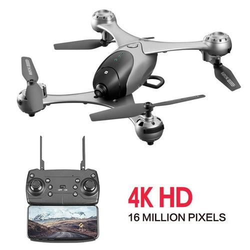 Flycam M6 hỗ trợ Gimbal - Camera kép 4K - Follow me