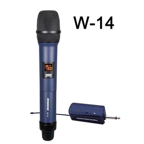 Micro đa năng không dây SuBos W14 cho loa kéo, blutooth loại 1 mic - 8875421 , 18035731 , 15_18035731 , 450000 , Micro-da-nang-khong-day-SuBos-W14-cho-loa-keo-blutooth-loai-1-mic-15_18035731 , sendo.vn , Micro đa năng không dây SuBos W14 cho loa kéo, blutooth loại 1 mic