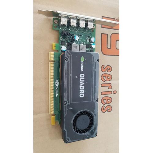 card màn hình nvidia QUADRO K1200