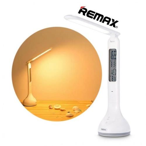 Đèn led để bàn Remax RT-E185 Tích hợp đồng hồ và bảo vệ mắt - 8875847 , 18036881 , 15_18036881 , 225000 , Den-led-de-ban-Remax-RT-E185-Tich-hop-dong-ho-va-bao-ve-mat-15_18036881 , sendo.vn , Đèn led để bàn Remax RT-E185 Tích hợp đồng hồ và bảo vệ mắt