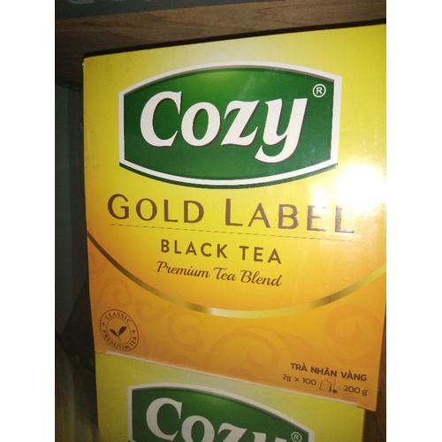 trà cozy túi lọc nhãn vàng 100 gói - 8874034 , 18033966 , 15_18033966 , 85000 , tra-cozy-tui-loc-nhan-vang-100-goi-15_18033966 , sendo.vn , trà cozy túi lọc nhãn vàng 100 gói