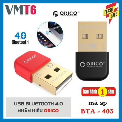 USB Bluetooth ORICO BTA-403 - Phân phối chính hãng