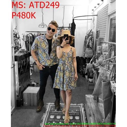 Đồ đôi áo sơ mi nam và đầm 2 dây nữ họa tiết dễ thương ATD249 - 8868372 , 18025516 , 15_18025516 , 480000 , Do-doi-ao-so-mi-nam-va-dam-2-day-nu-hoa-tiet-de-thuong-ATD249-15_18025516 , sendo.vn , Đồ đôi áo sơ mi nam và đầm 2 dây nữ họa tiết dễ thương ATD249