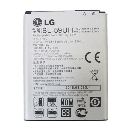 Pin LG G2 mini D618 Dual D620 - BL-59UH