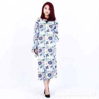 Áo chống nắng dài 2 lớp kèm khẩu trang - aochongnang thumbnail