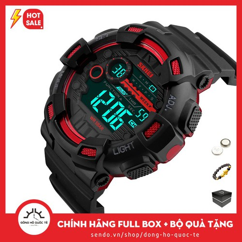 Đồng hồ thể thao nam SKMEI điện tử chính hãng siêu chống sốc chống nước SKM243 - 7629915 , 18038345 , 15_18038345 , 398000 , Dong-ho-the-thao-nam-SKMEI-dien-tu-chinh-hang-sieu-chong-soc-chong-nuoc-SKM243-15_18038345 , sendo.vn , Đồng hồ thể thao nam SKMEI điện tử chính hãng siêu chống sốc chống nước SKM243