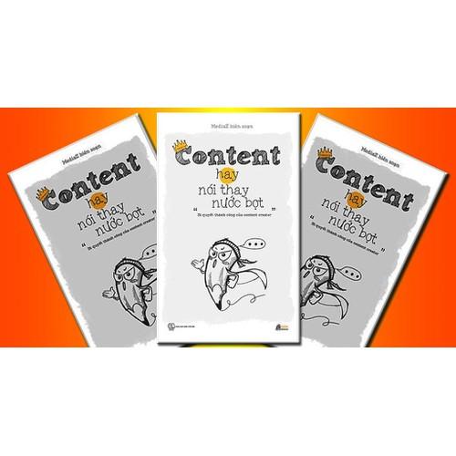Sách - Content Hay Nói Thay Nước Bọt - 8880392 , 18043533 , 15_18043533 , 85000 , Sach-Content-Hay-Noi-Thay-Nuoc-Bot-15_18043533 , sendo.vn , Sách - Content Hay Nói Thay Nước Bọt