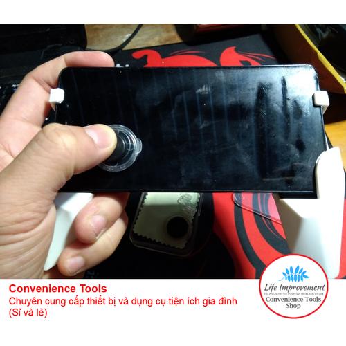 Tay cầm hỗ trợ chơi game trên điện thoại - Loại có phím điều khiển 3D - Kiểu dáng độc đáo - 8880521 , 18043671 , 15_18043671 , 99000 , Tay-cam-ho-tro-choi-game-tren-dien-thoai-Loai-co-phim-dieu-khien-3D-Kieu-dang-doc-dao-15_18043671 , sendo.vn , Tay cầm hỗ trợ chơi game trên điện thoại - Loại có phím điều khiển 3D - Kiểu dáng độc đáo
