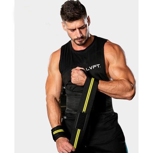 Đai quấn bảo vệ cổ tay tập gym HS010 dài 63cm-1 đôi - 8875095 , 18035155 , 15_18035155 , 150000 , Dai-quan-bao-ve-co-tay-tap-gym-HS010-dai-63cm-1-doi-15_18035155 , sendo.vn , Đai quấn bảo vệ cổ tay tập gym HS010 dài 63cm-1 đôi