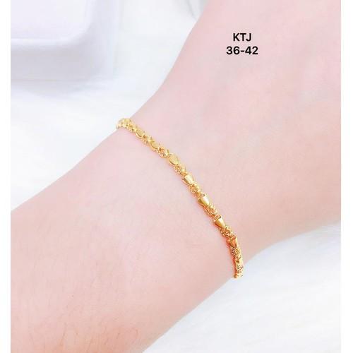 Lắc tay nữ vàng 10k LTV21