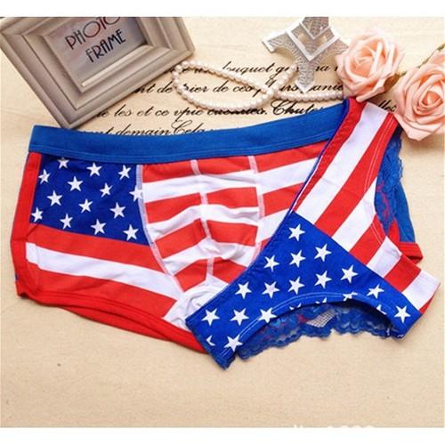 Quần lót đôi nam nữ american - 8872312 , 18031326 , 15_18031326 , 150000 , Quan-lot-doi-nam-nu-american-15_18031326 , sendo.vn , Quần lót đôi nam nữ american