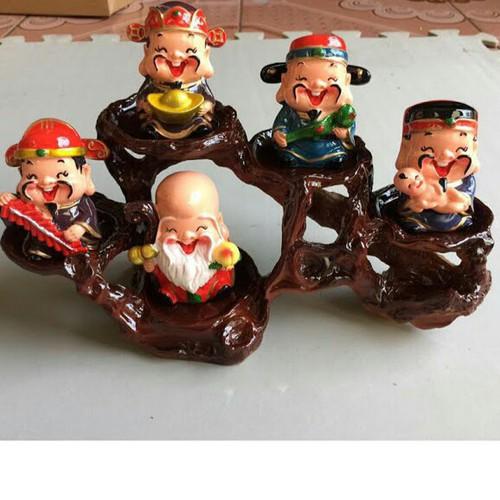 Bộ tượng thần tài 5 ông kèm đế để tượng Y hình - 8878655 , 18041005 , 15_18041005 , 250000 , Bo-tuong-than-tai-5-ong-kem-de-de-tuong-Y-hinh-15_18041005 , sendo.vn , Bộ tượng thần tài 5 ông kèm đế để tượng Y hình