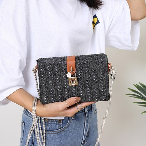 Túi xách nữ -  freeship - túi xách nữ phong cách vintage dễ thương