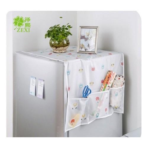 Bạt phủ tủ lạnh