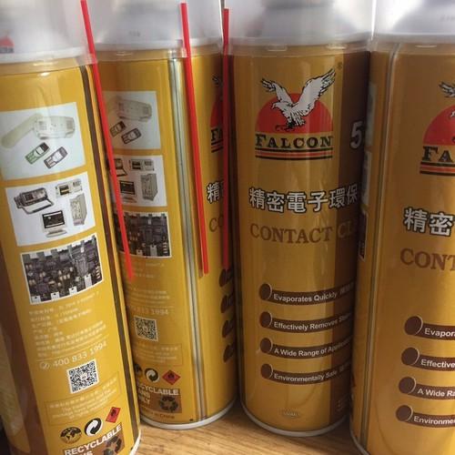 Nước Tẩy Keo Falcon 530 550ml Dạng Xịt