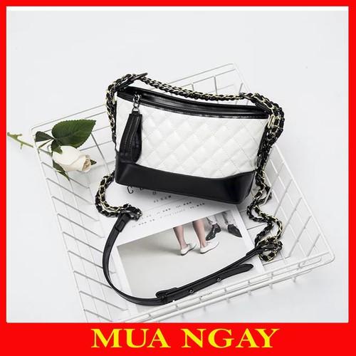 Túi nữ đeo chéo ngọc trinh bt19