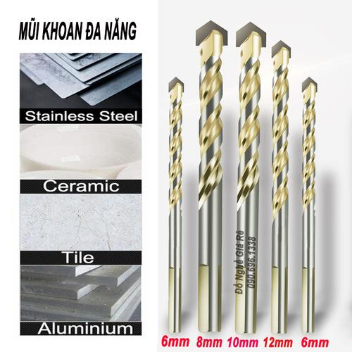 Bộ 5 mũi khoan hợp kim - Gạch kính inox, bê tông sắt gỗ đa năng - 8871871 , 18030819 , 15_18030819 , 250000 , Bo-5-mui-khoan-hop-kim-Gach-kinh-inox-be-tong-sat-go-da-nang-15_18030819 , sendo.vn , Bộ 5 mũi khoan hợp kim - Gạch kính inox, bê tông sắt gỗ đa năng