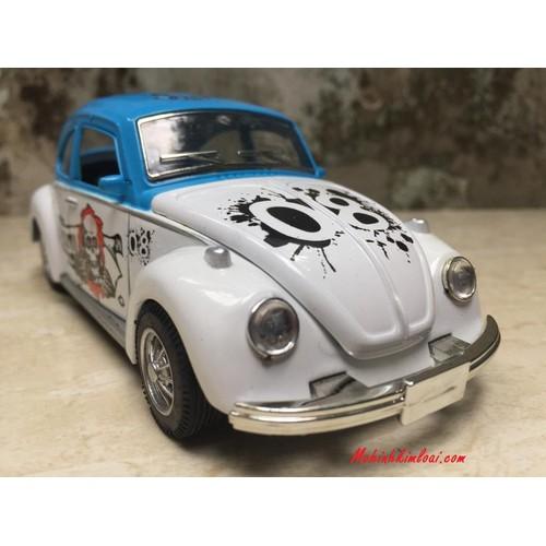 Mô hình xe cổ  Volkswagen Beetle  1:28 - 8868371 , 18025515 , 15_18025515 , 159000 , Mo-hinh-xe-co-Volkswagen-Beetle-128-15_18025515 , sendo.vn , Mô hình xe cổ  Volkswagen Beetle  1:28