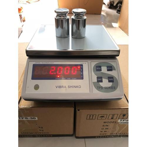 Cân Điện Tử VIBRA TPS 3kg sai số 0.1g