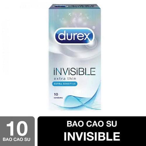 Bao cao su invisible cuc sieu mong