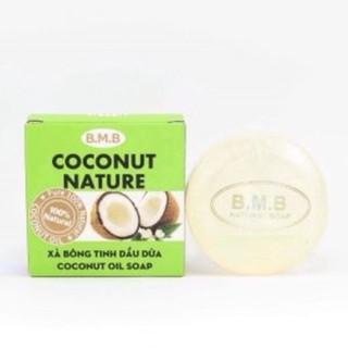 xà bông tinh dầu dừa handmade - xà bông tinh dầu dừa thumbnail
