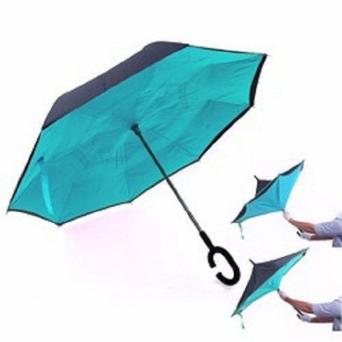 Ô ngược - ô che mưa - ô dù