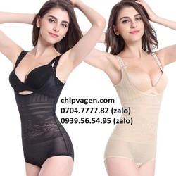 áo gen định hình toàn thân - áo gen định hình nâng ngực