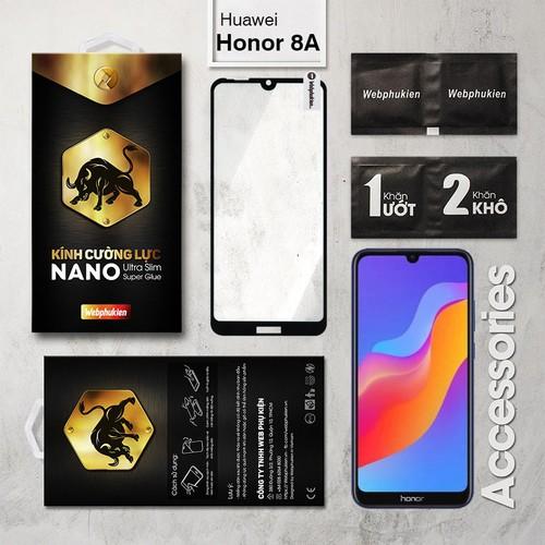 Miếng kính cường lực Huawei Honor 8A Full Webphukien đen - 8871254 , 18029923 , 15_18029923 , 67000 , Mieng-kinh-cuong-luc-Huawei-Honor-8A-Full-Webphukien-den-15_18029923 , sendo.vn , Miếng kính cường lực Huawei Honor 8A Full Webphukien đen