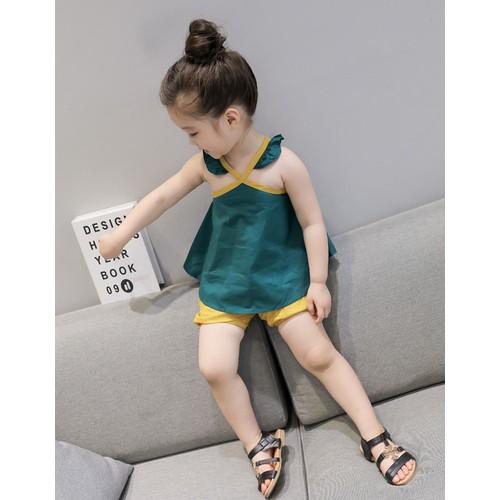 Bộ đồ áo cánh tiên cho bé gái