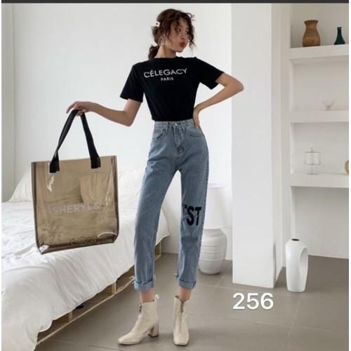 Quần baggy jean nữ thời trang hot new - 8874462 , 18034442 , 15_18034442 , 135000 , Quan-baggy-jean-nu-thoi-trang-hot-new-15_18034442 , sendo.vn , Quần baggy jean nữ thời trang hot new