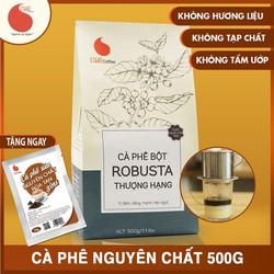 Cà phê rang xay Thượng hạng Light Coffee - Gói 500g