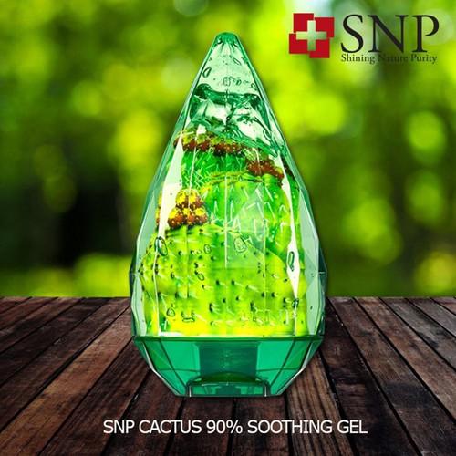 Gel Làm Dịu Da Chiết Xuất Từ Xương Rồng SNP Cactus