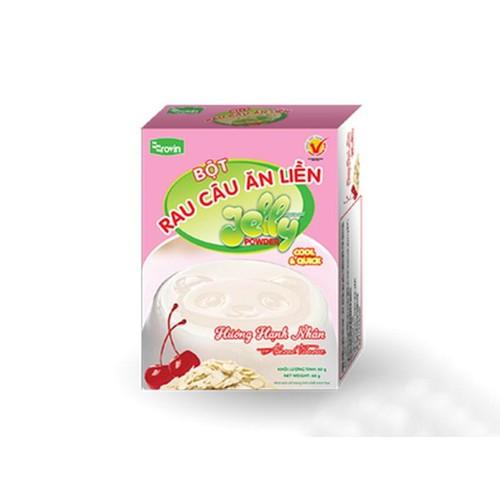 Bột Rau Câu Pha Sẵn Hương Hạnh Nhân hộp 60g-sản phẩm mới ra mắt của Công ty TNHH Thực Phẩm Hoàng Yến - 8885911 , 18052023 , 15_18052023 , 22000 , Bot-Rau-Cau-Pha-San-Huong-Hanh-Nhan-hop-60g-san-pham-moi-ra-mat-cua-Cong-ty-TNHH-Thuc-Pham-Hoang-Yen-15_18052023 , sendo.vn , Bột Rau Câu Pha Sẵn Hương Hạnh Nhân hộp 60g-sản phẩm mới ra mắt của Công ty TNHH Thực
