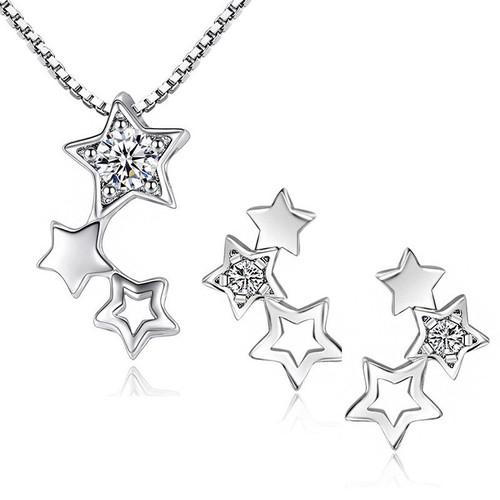 Bộ trang sức bạc cao cấp Genist Star Cổ tích tình yêu đính đá zircon siêu lấp lánh TTB-BTS60 - 4980128 , 18058765 , 15_18058765 , 290000 , Bo-trang-suc-bac-cao-cap-Genist-Star-Co-tich-tinh-yeu-dinh-da-zircon-sieu-lap-lanh-TTB-BTS60-15_18058765 , sendo.vn , Bộ trang sức bạc cao cấp Genist Star Cổ tích tình yêu đính đá zircon siêu lấp lánh TTB-B